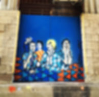 Jessica Moritz,street art,visual poetry,poetry,song, art,israeli art, graffiti,graff, kiryat hamelacha, tel aviv,אמנות רחוב,קריית המלאכה,ציור,אמנות ישראלי,dope art,urbanism,tel aviv art, tel aviv street art