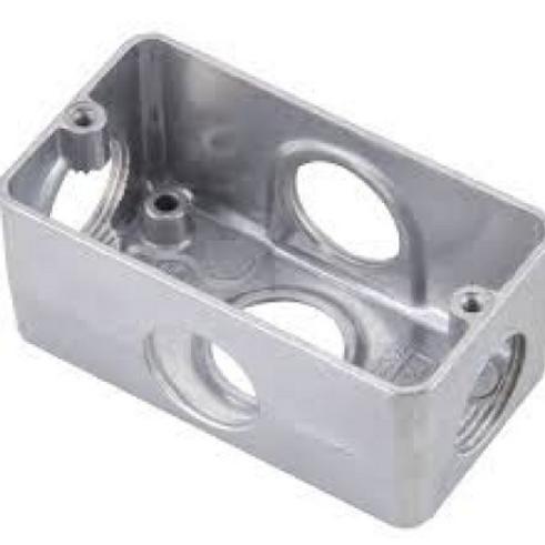Condulete Alumínio Multiplo - Tipo X
