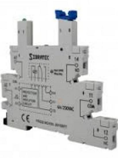 Relé de Acoplamento 6,2mm 220 VCA