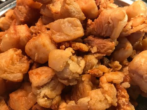 Tepertö - Pork Greaves And Lard