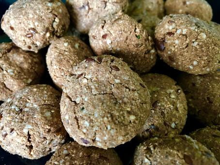High Energy Breakfast Cookies