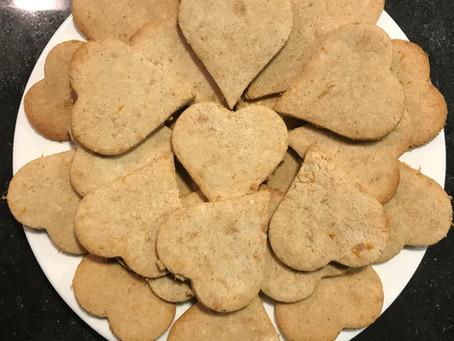 Orange-Cinnamon Cookies
