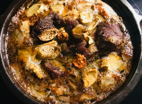 Oven Meat Stew