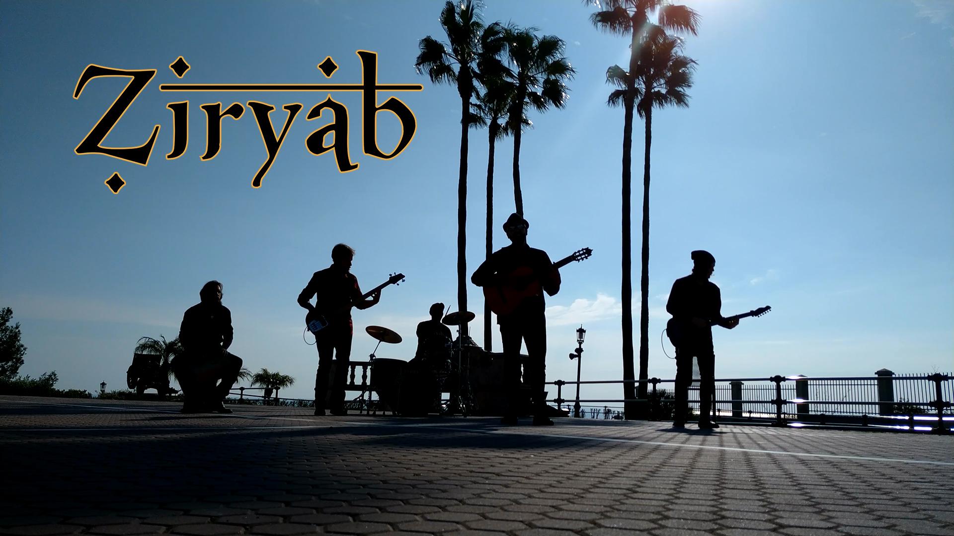 Videoclip Ziryab _ Una noche de amor