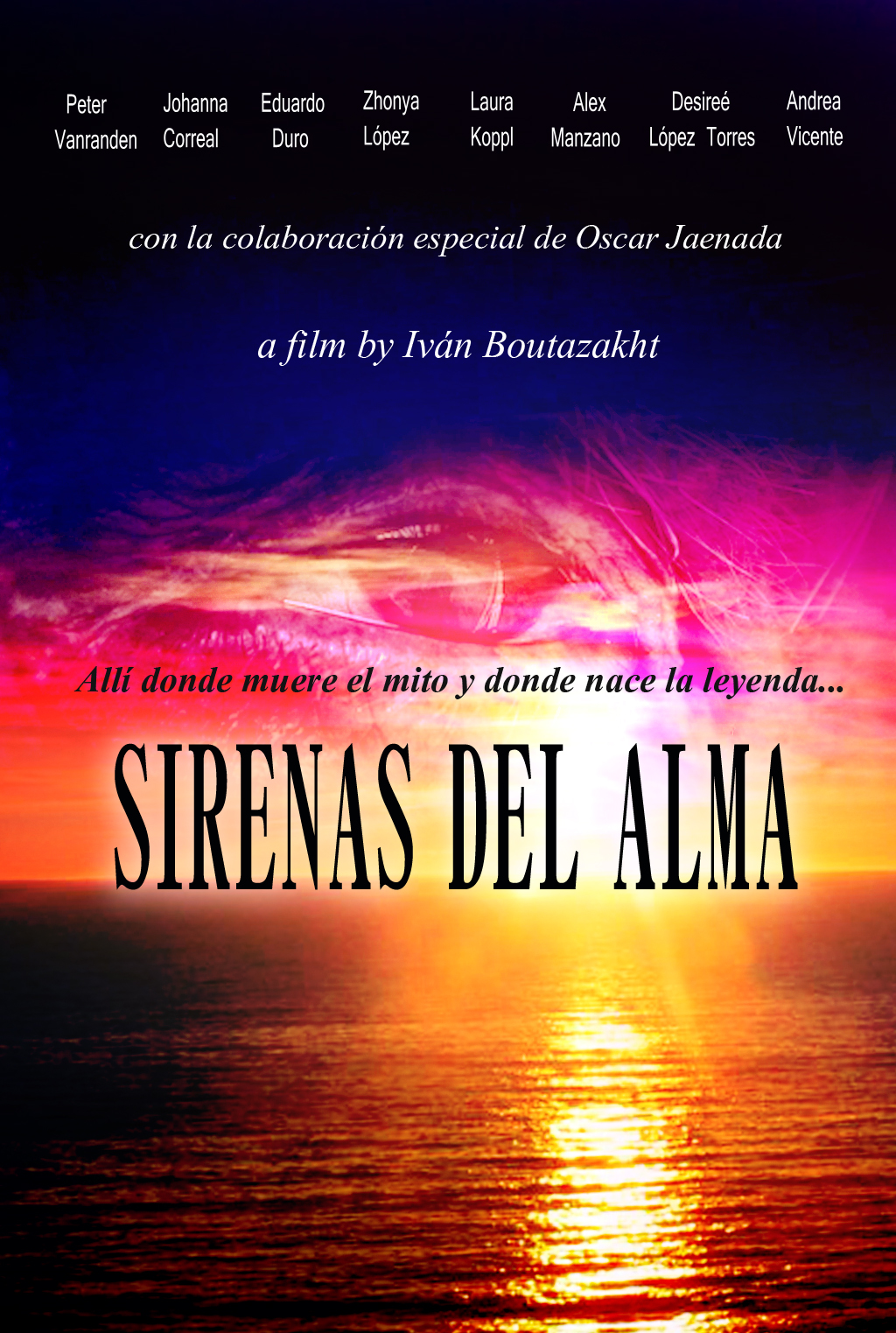 Sirenas Del Alma_Mermaid of the Soul