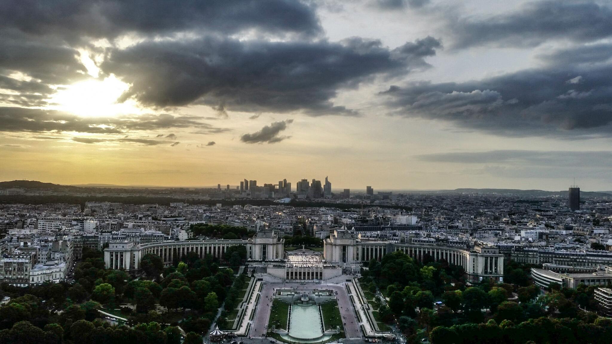 Paris best views