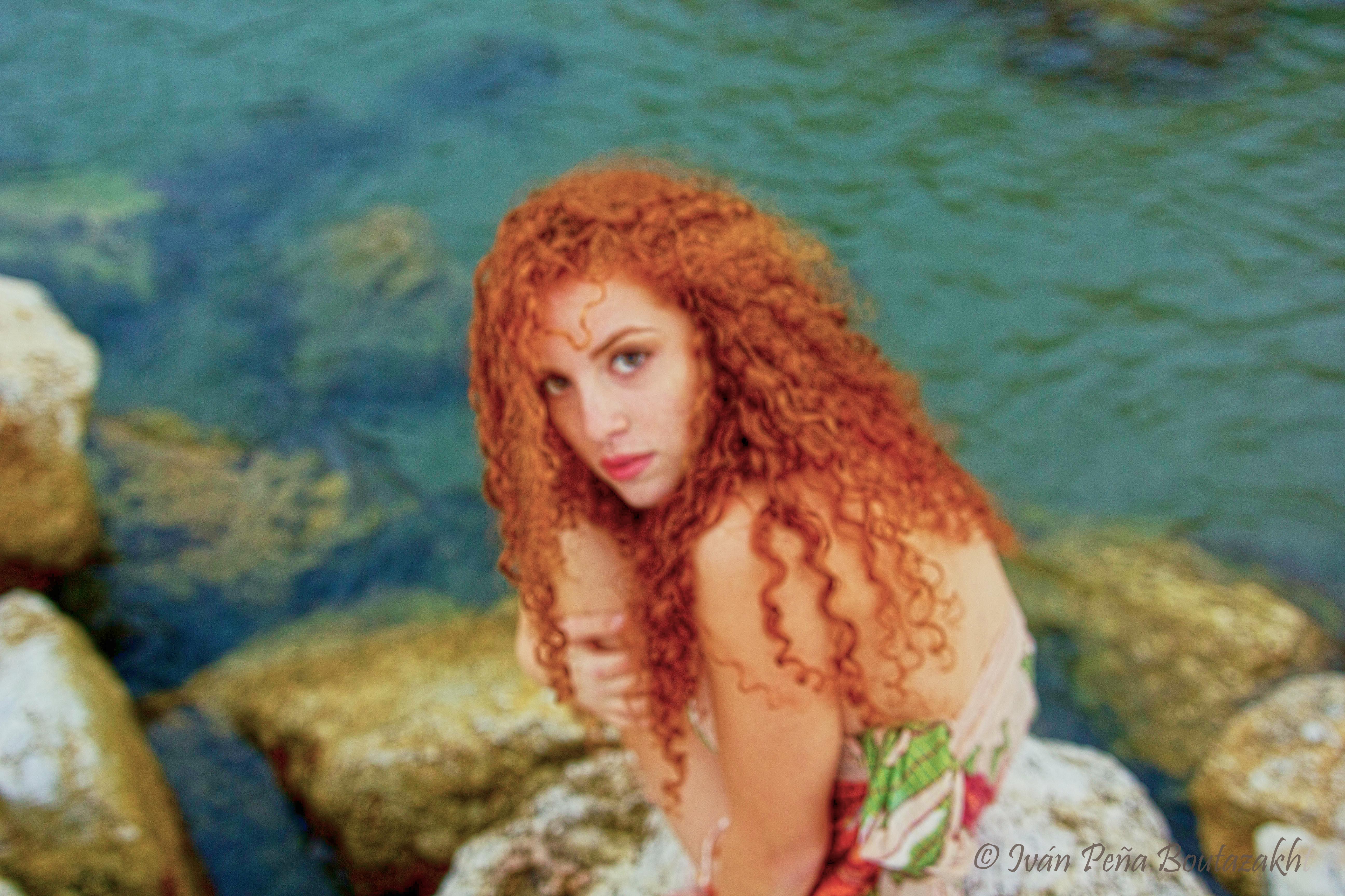 Ginger.