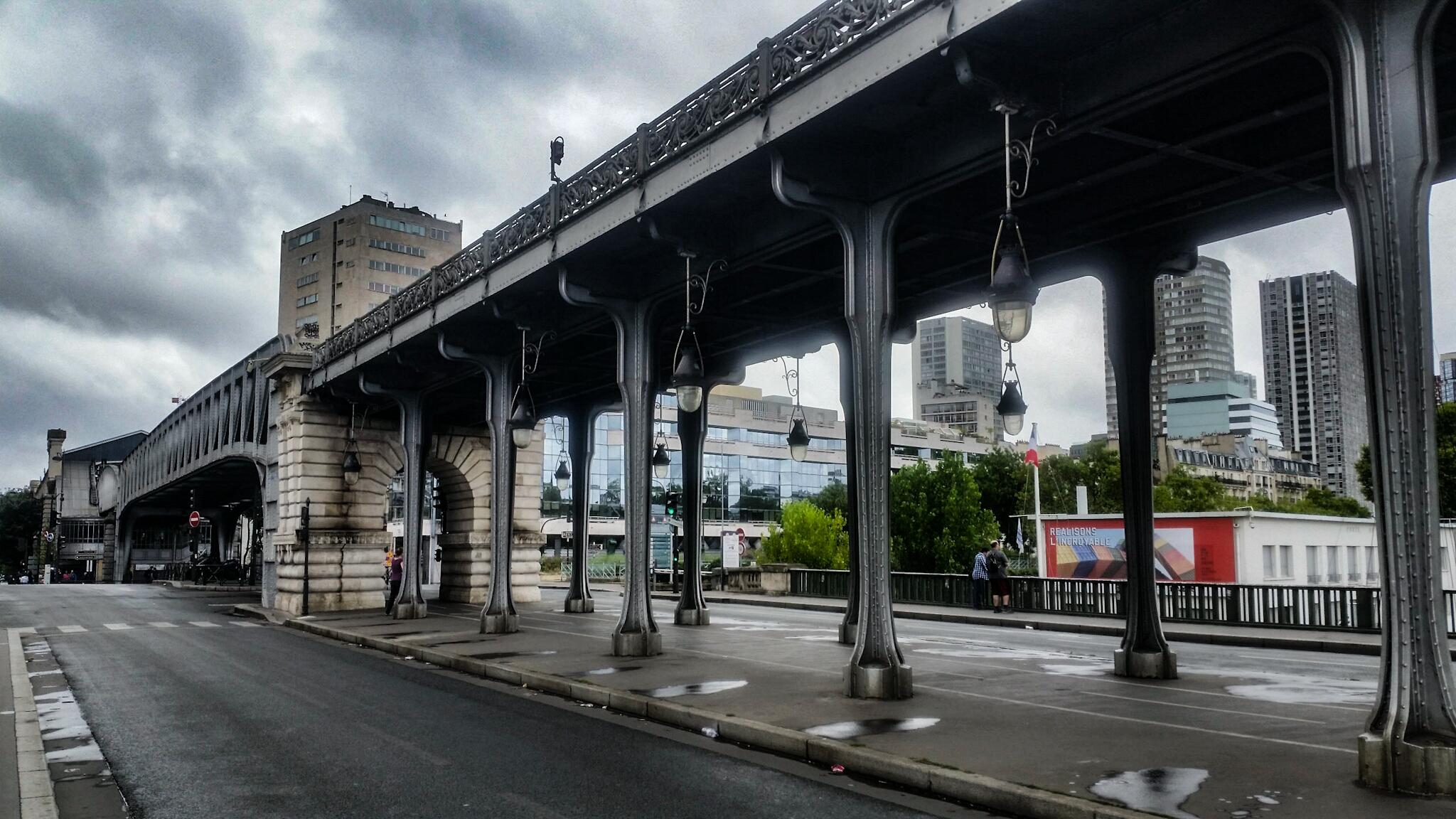 Le Pont de Bir-Hakeim (París)