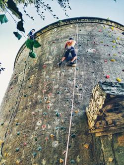 Climbing in Berlin