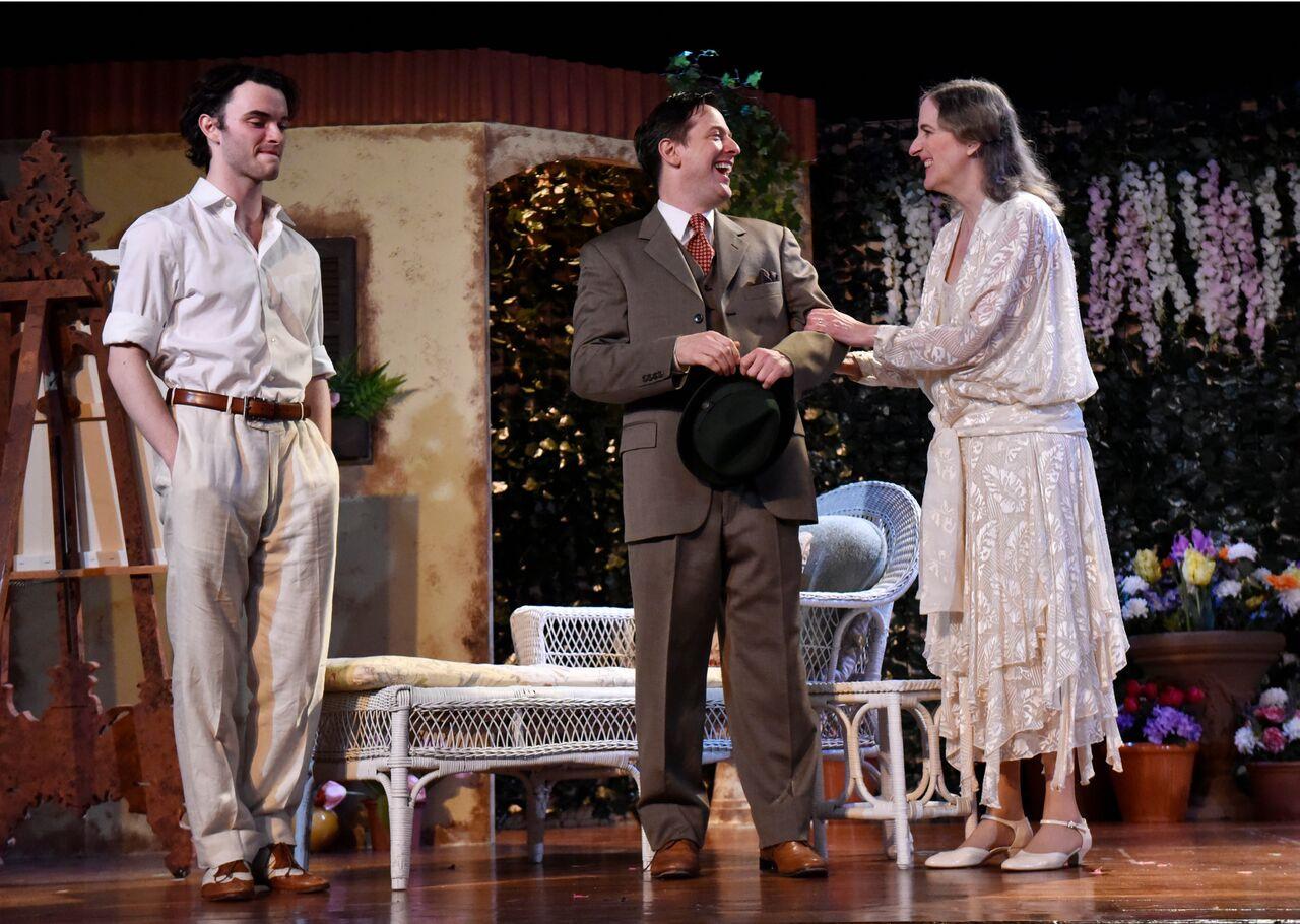 Enchanted April (Off-Broadway)