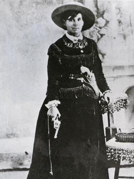 Belle Starr (1848-1889)