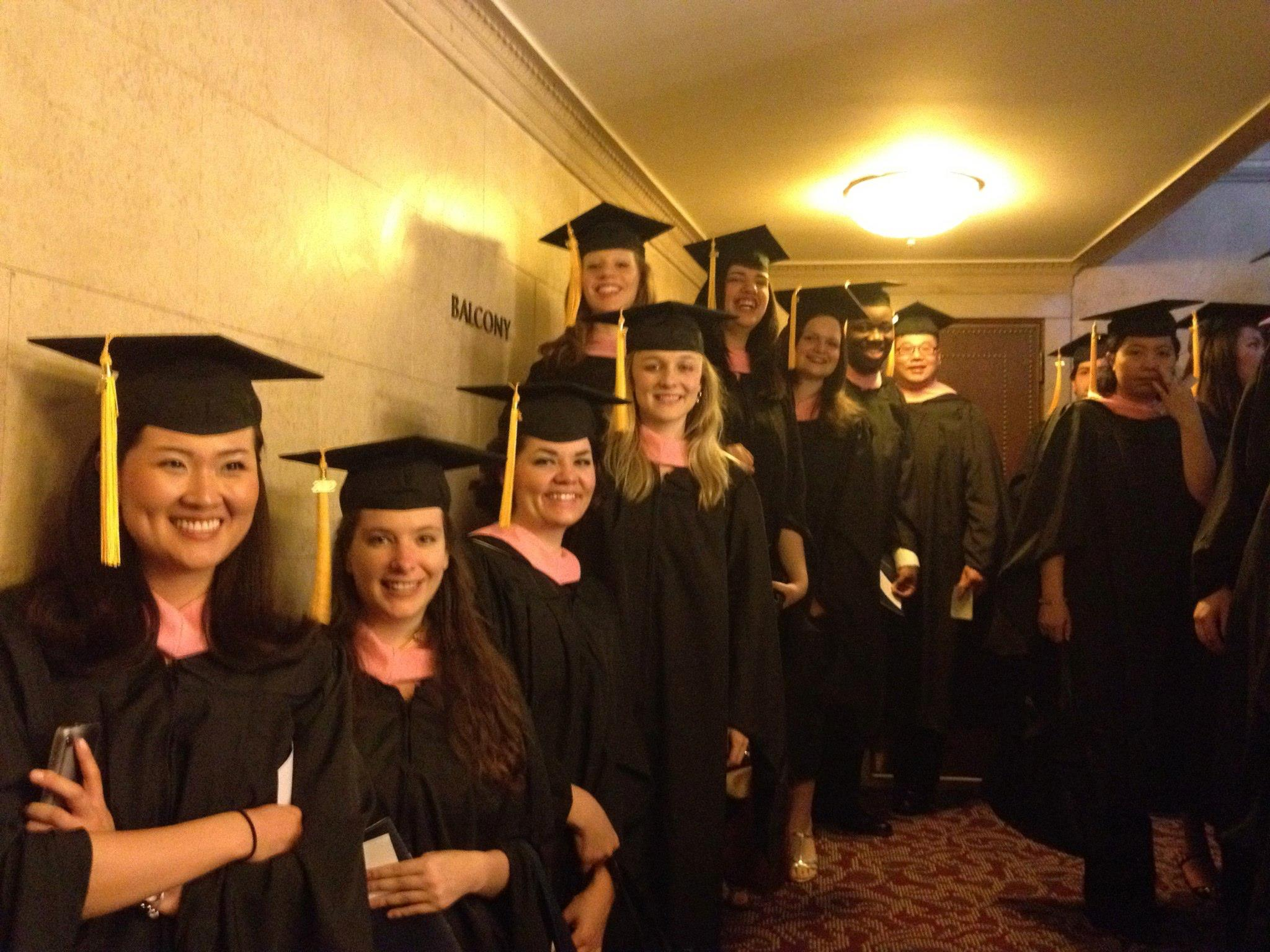 Graduation - Eastman School of Music