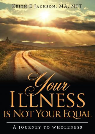 book cover for your illness is not your