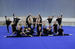 Секция по спортивной гимнастике