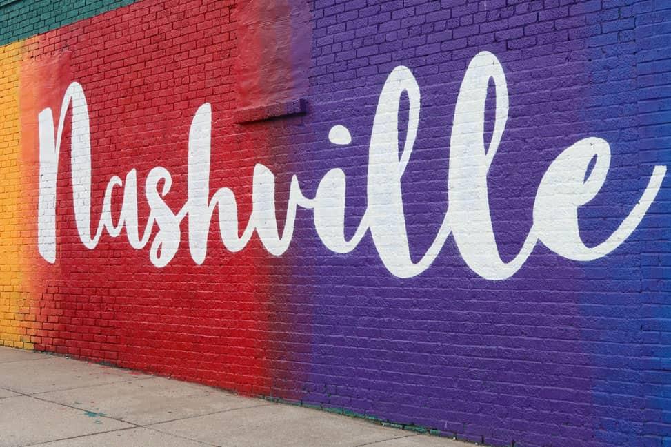 Experience the art of Nashville