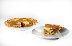 Pimpkin Cream Cheese Pie