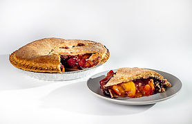 Peach Riot Pie