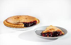 Tripleberry Pie