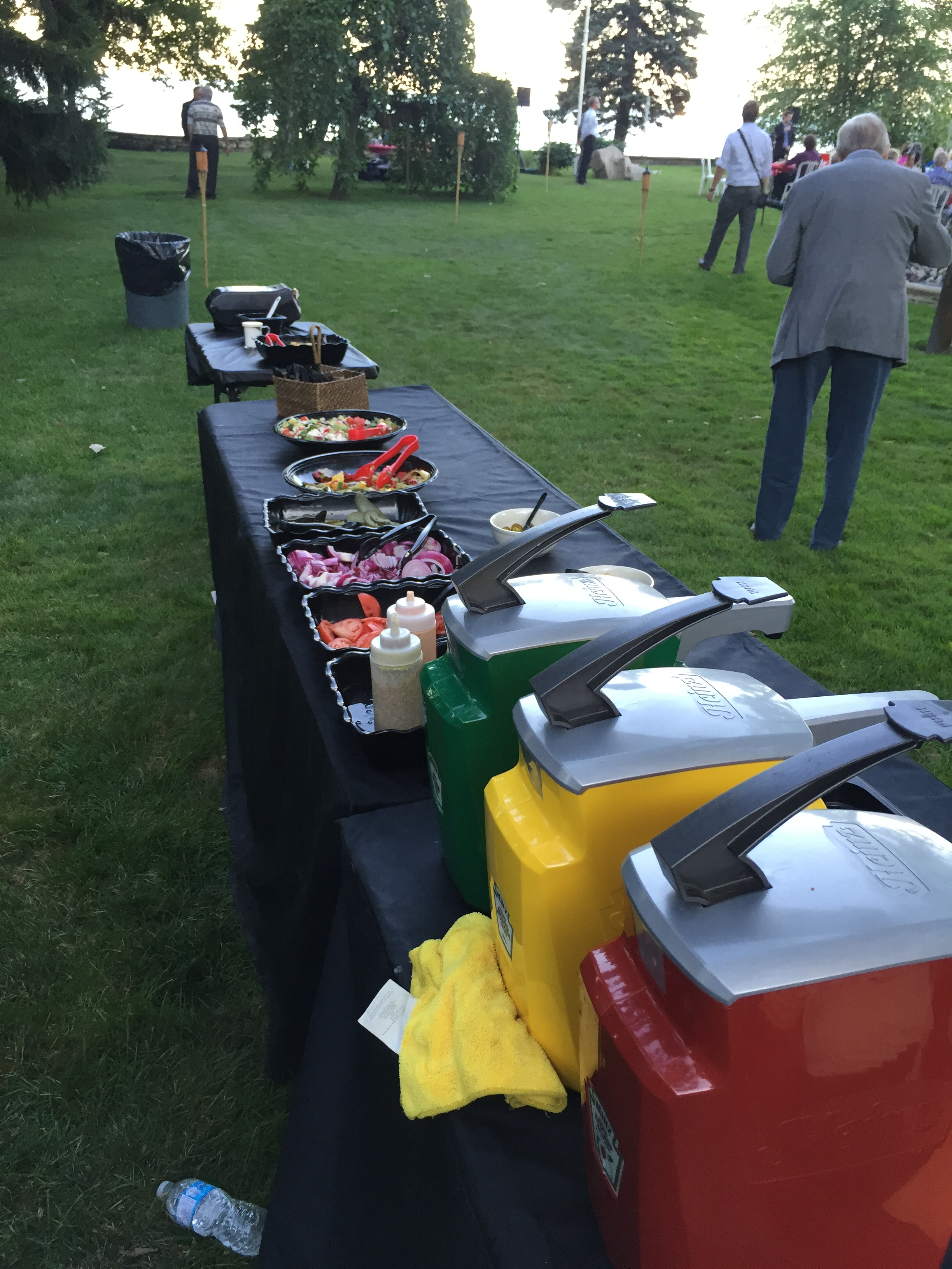 Liberal Party BBQ