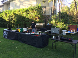 Liberal Party BBQ 2016