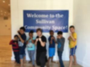 Neill Sullivan | Sullivan Community Space | Karate Class