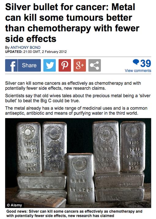 Les nanoparticules seraient plus efficace que la chimiothérapie
