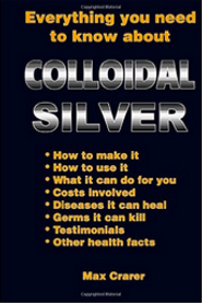 """Livre """"L'argent colloïdal: un remède en or"""""""