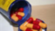 Souris ayant pris des antibiotiques vs souris n'en ayant pas pris