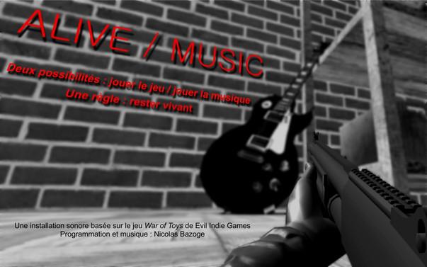 Alive / Music