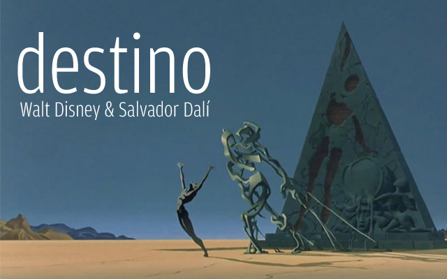 Destino (Dali & Disney)