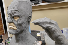 Creature Sculpt - WIP