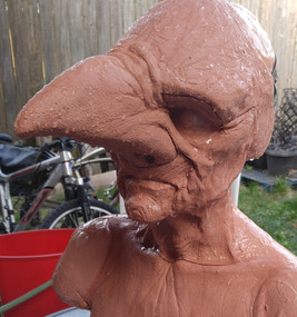 Witch Sculpt - front