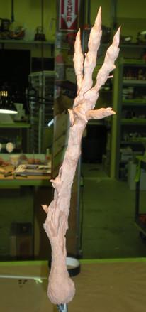 Snowman Arm - WIP
