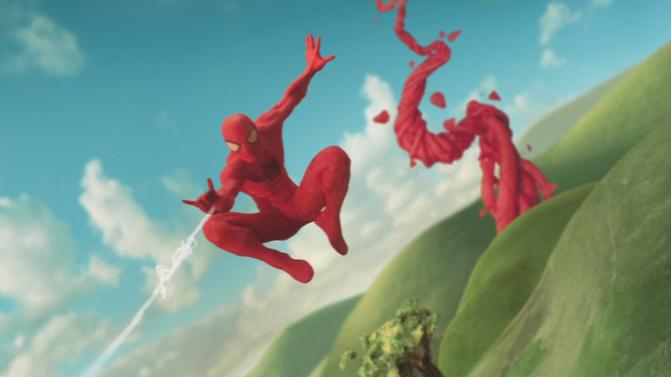 Spider-Man - finished shot