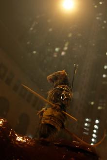 Final Rat Puppet