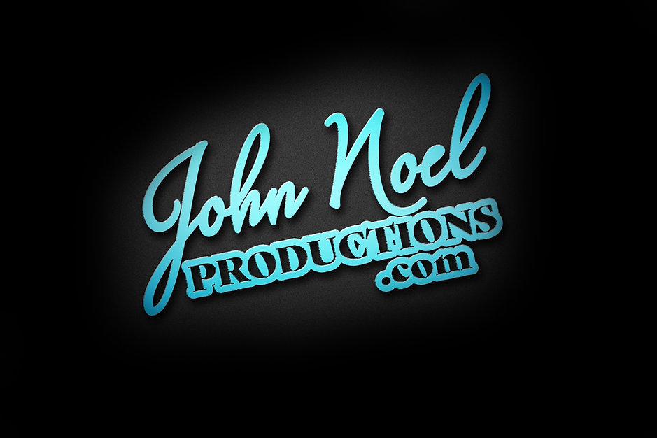 video production editing logo john noel
