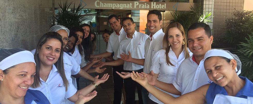 Equipe Hotel Vila Velha