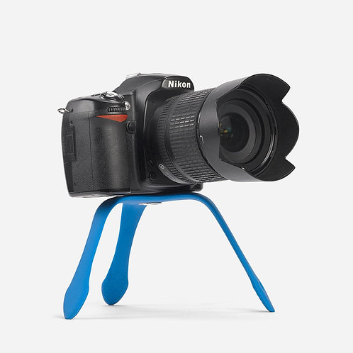 Flexible Tripod for DSLR Cameras, Phones, GoPros, and other action cameras