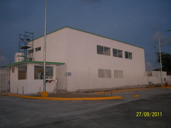 Planta Praxair Mazatlán