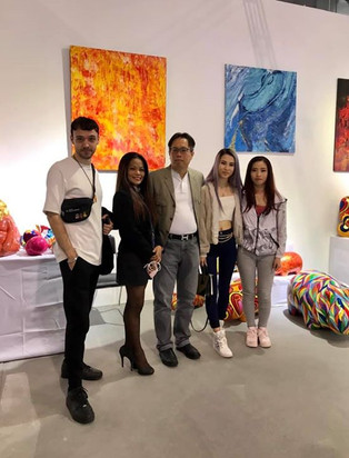 Art Plus Shanghai Solo  Exhibition
