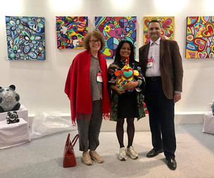 Happy Owners, World Art Dubai Art Fair