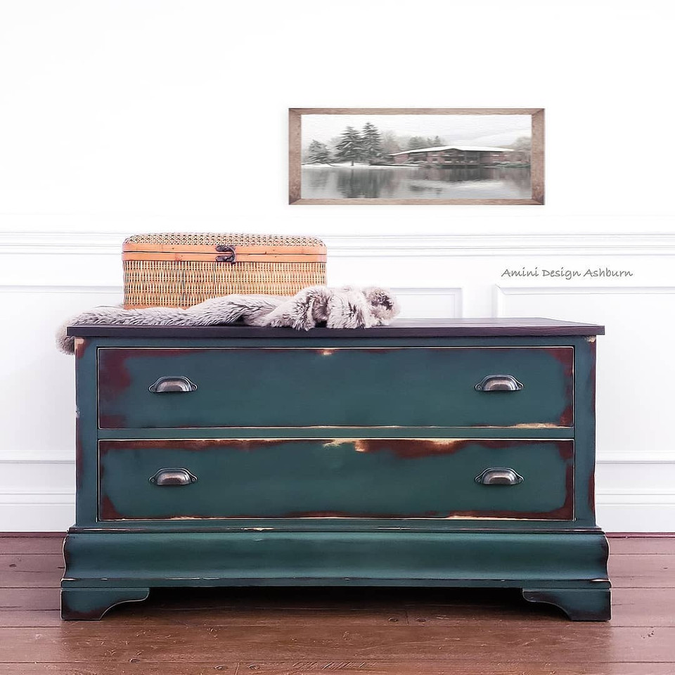 Lakehouse Storage Bench