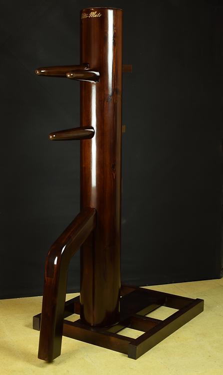 Freestanding Ip Man Wing Chun Wooden Dummy- Rosewood