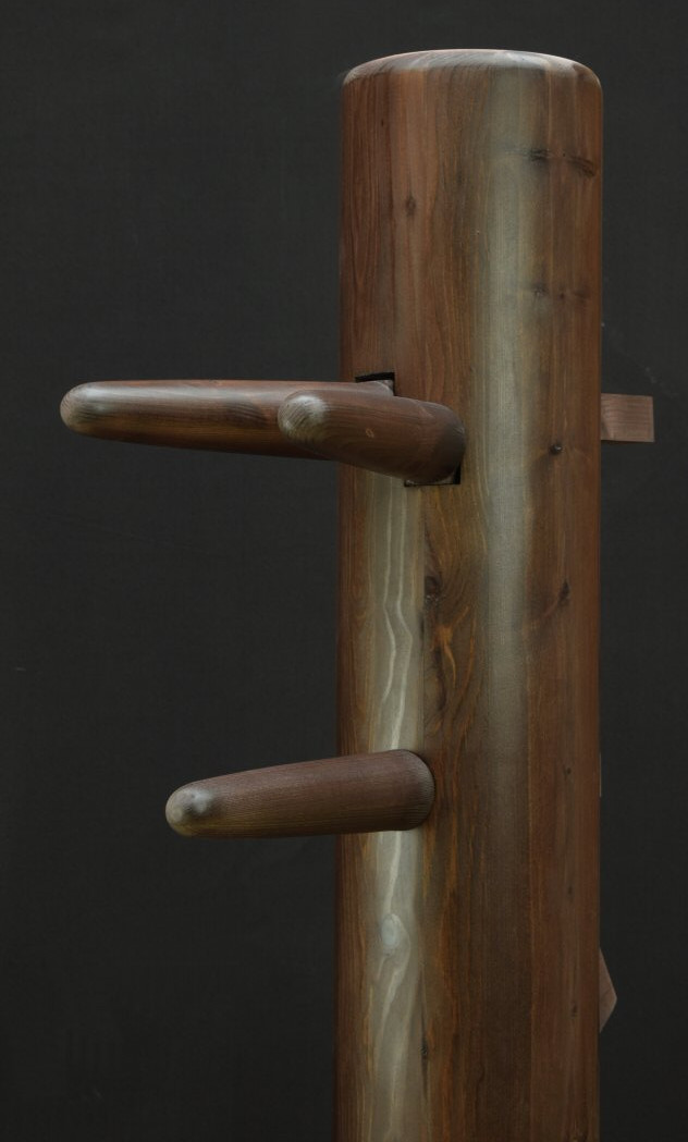 Standard Freestanding wing chun wooden d