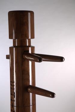 freestanding jkd walnut wooden dummy