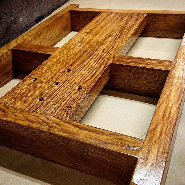 Oak Ultimate Stand #wingchun #jkd #woode