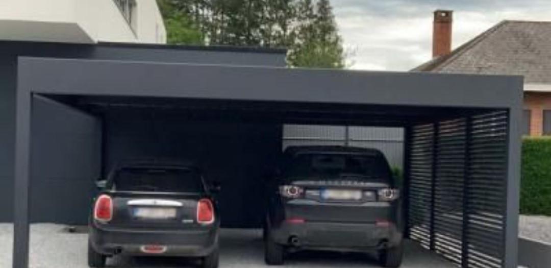 Carport - Wiata garażowa