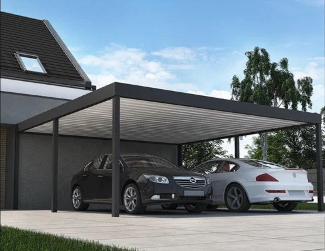 Carport- Wiata garażowa CP-600