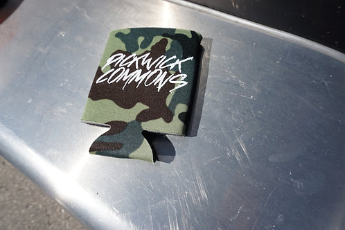 Camo Coozie