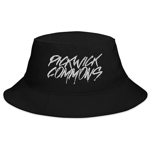 Pickwick Commons Embroidered Bucket Hat